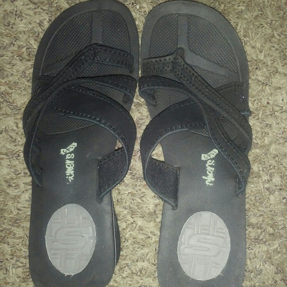 skechers sandals size 12